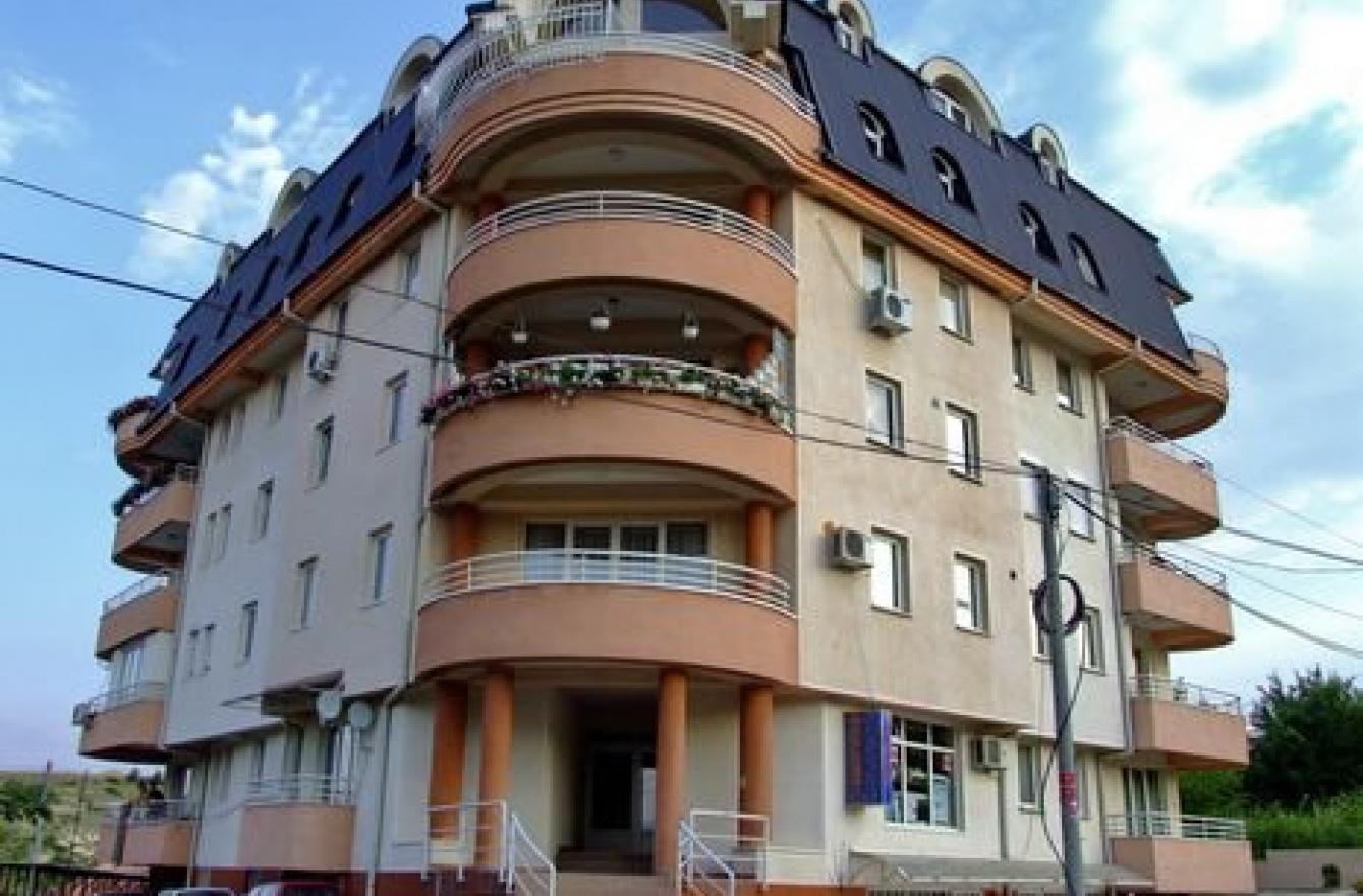 Станбена зграда